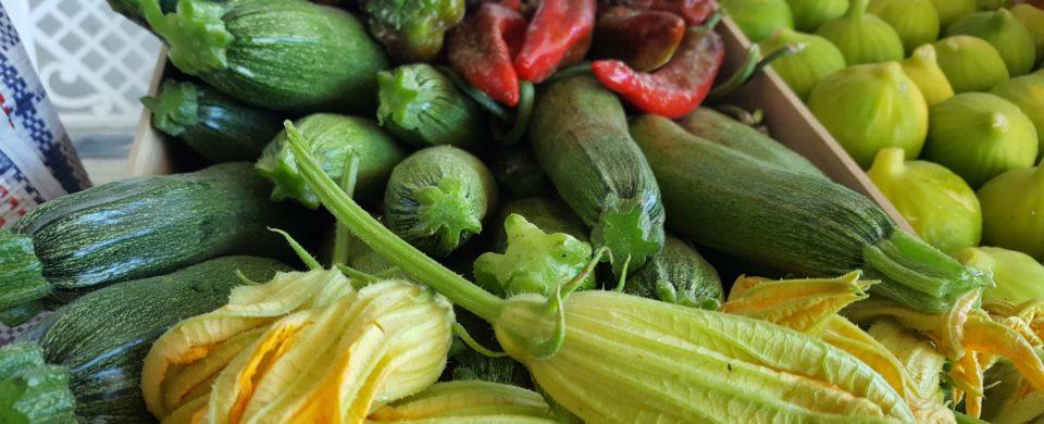 prodotti tipici tursi verdure